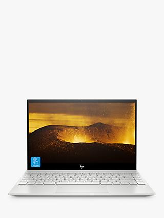 "HP ENVY 13 13-aq0003na Laptop, Intel Core i7, 16GB, 1TB SSD, 13.3"" Full HD, Natural Silver"