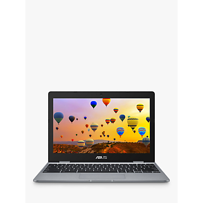 "Image of ASUS C223NA 11.6"" Chromebook - Intelu0026regCore? Celeron, 32 GB eMMC, Grey, Grey"