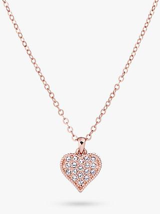 68f080add7565 Rose Gold Necklaces   Jewellery   John Lewis & Partners