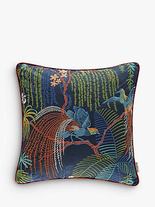 Sanderson Rainforest Cushion, Multi
