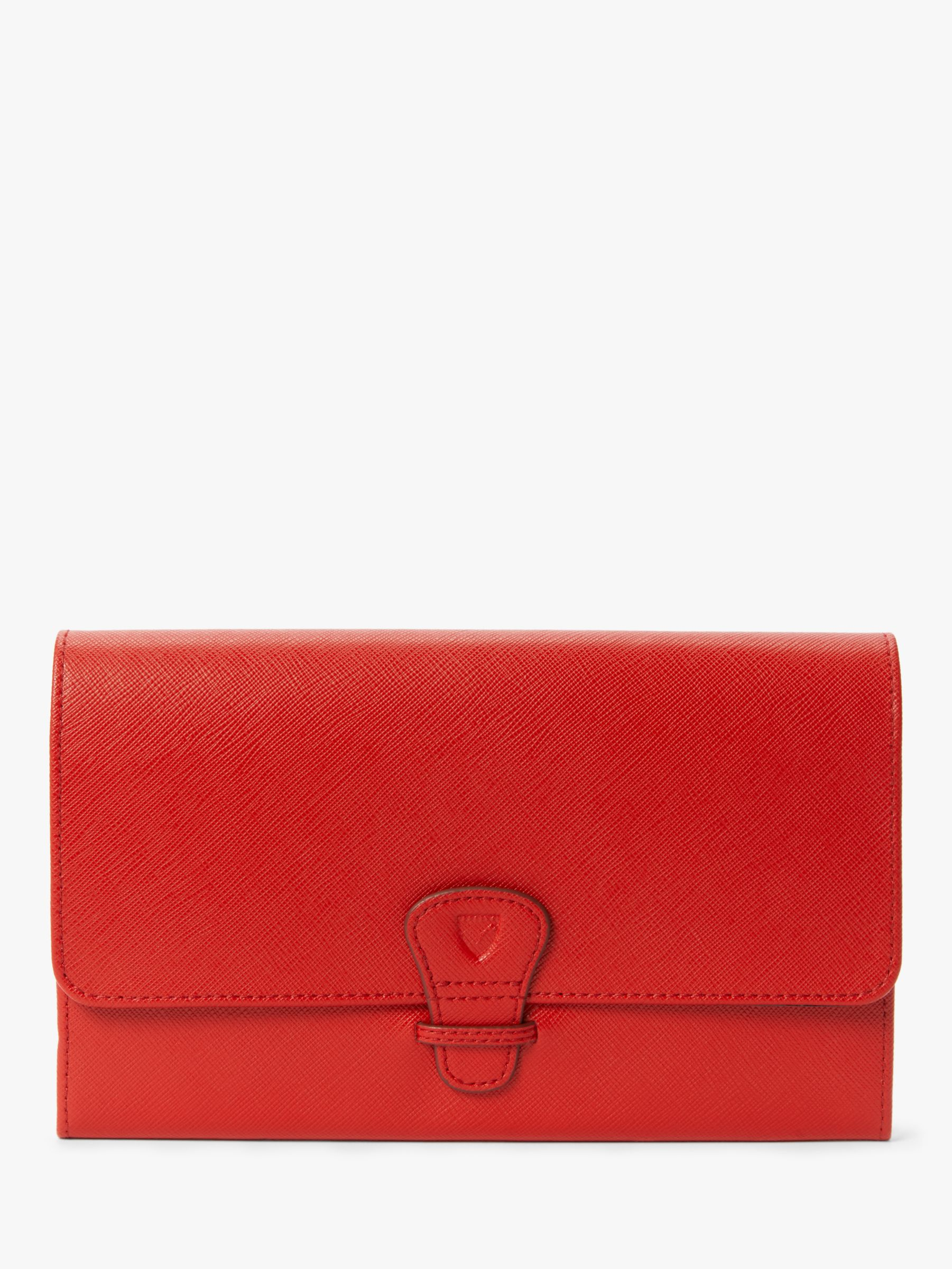 BEAUTIFUL SCARLET GENUINE Leather Skin  VERY soft /& supple could be HAND sewn.