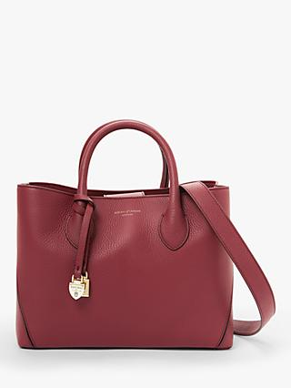 Aspinal of London The Midi London Leather Tote Bag