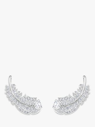 38f7a8add Silver | Women's Earrings | John Lewis & Partners