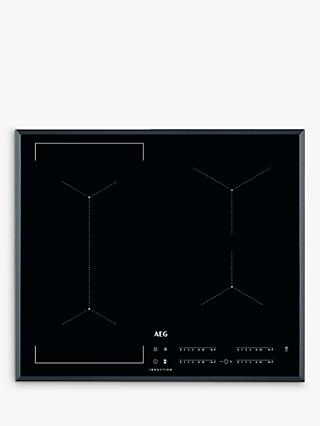 AEG IKE64441FB Induction Hob, Black