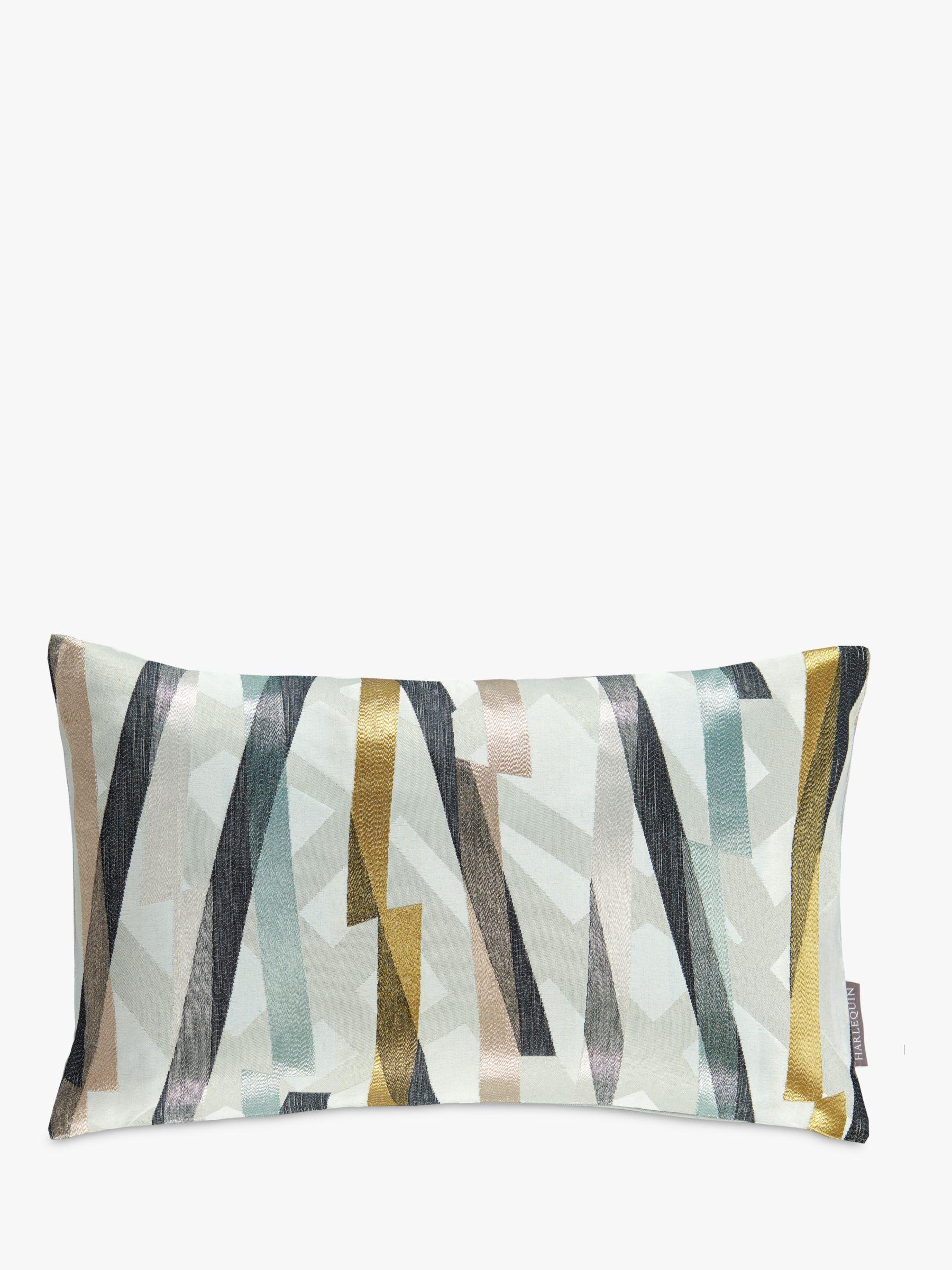 Harlequin Harlequin Diffinity Cushion, Topaz