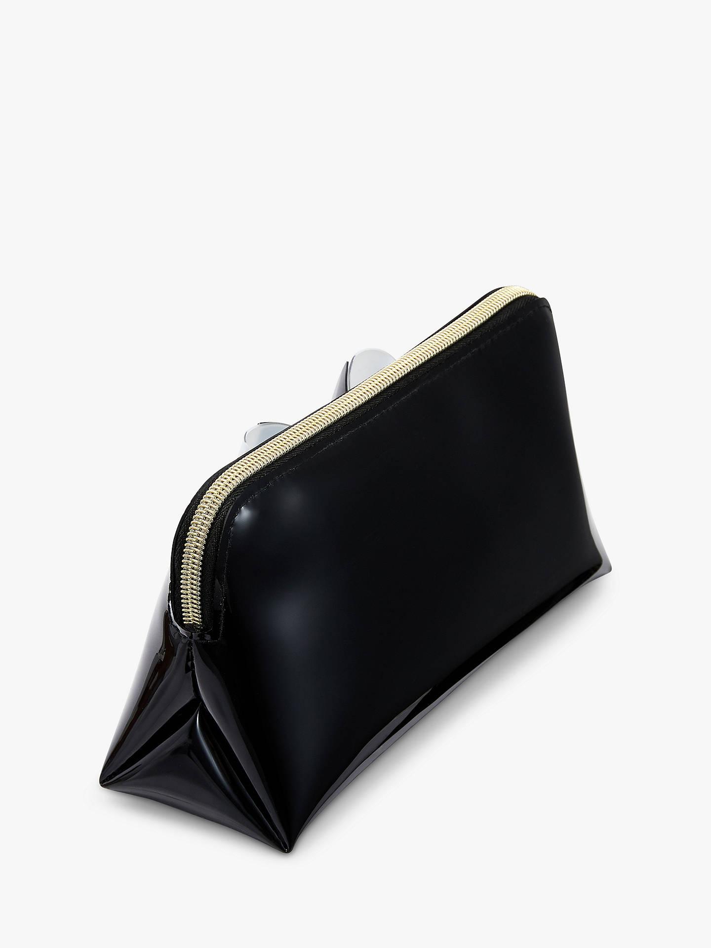 4c067048e7b6 Ted Baker Vivekah Bow Makeup Bag, Black