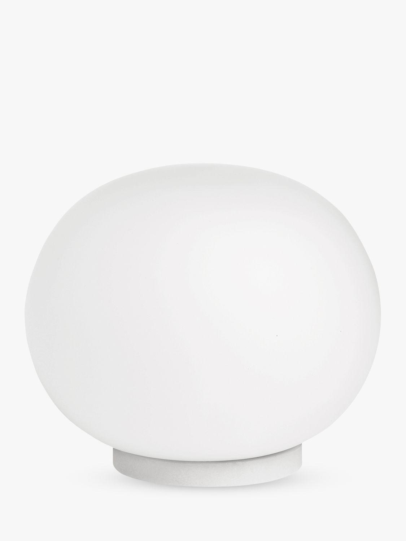 Flos Flos Glo-Ball Mini Table Lamp, White