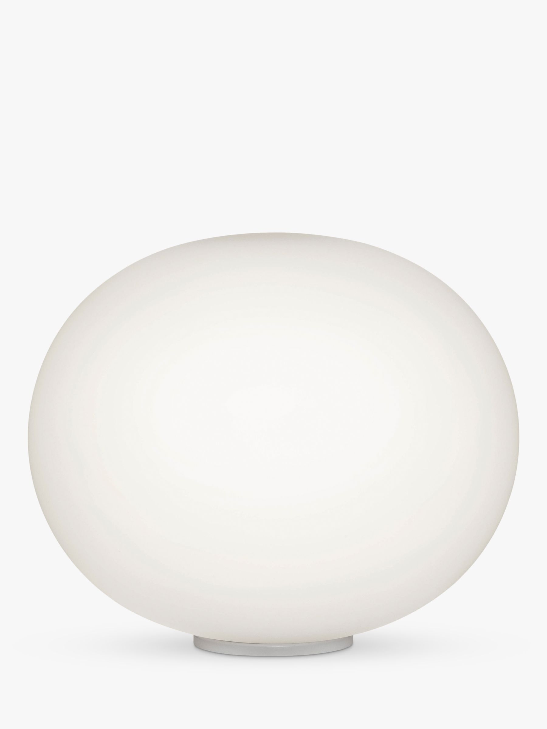 Flos Flos Glo-Ball Basic 1 Table Lamp, White