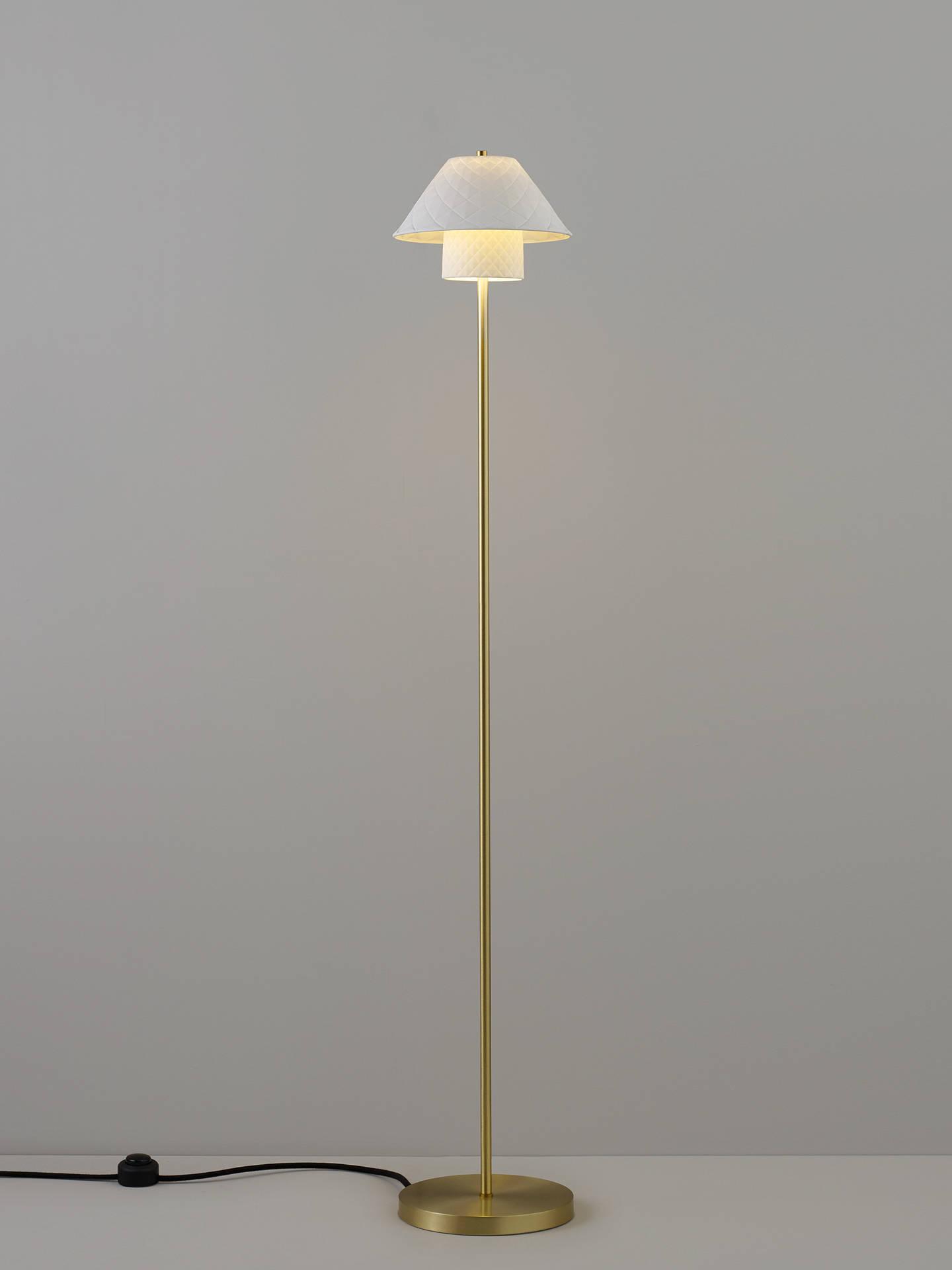 Original BTC Oxford Double Floor Lamp