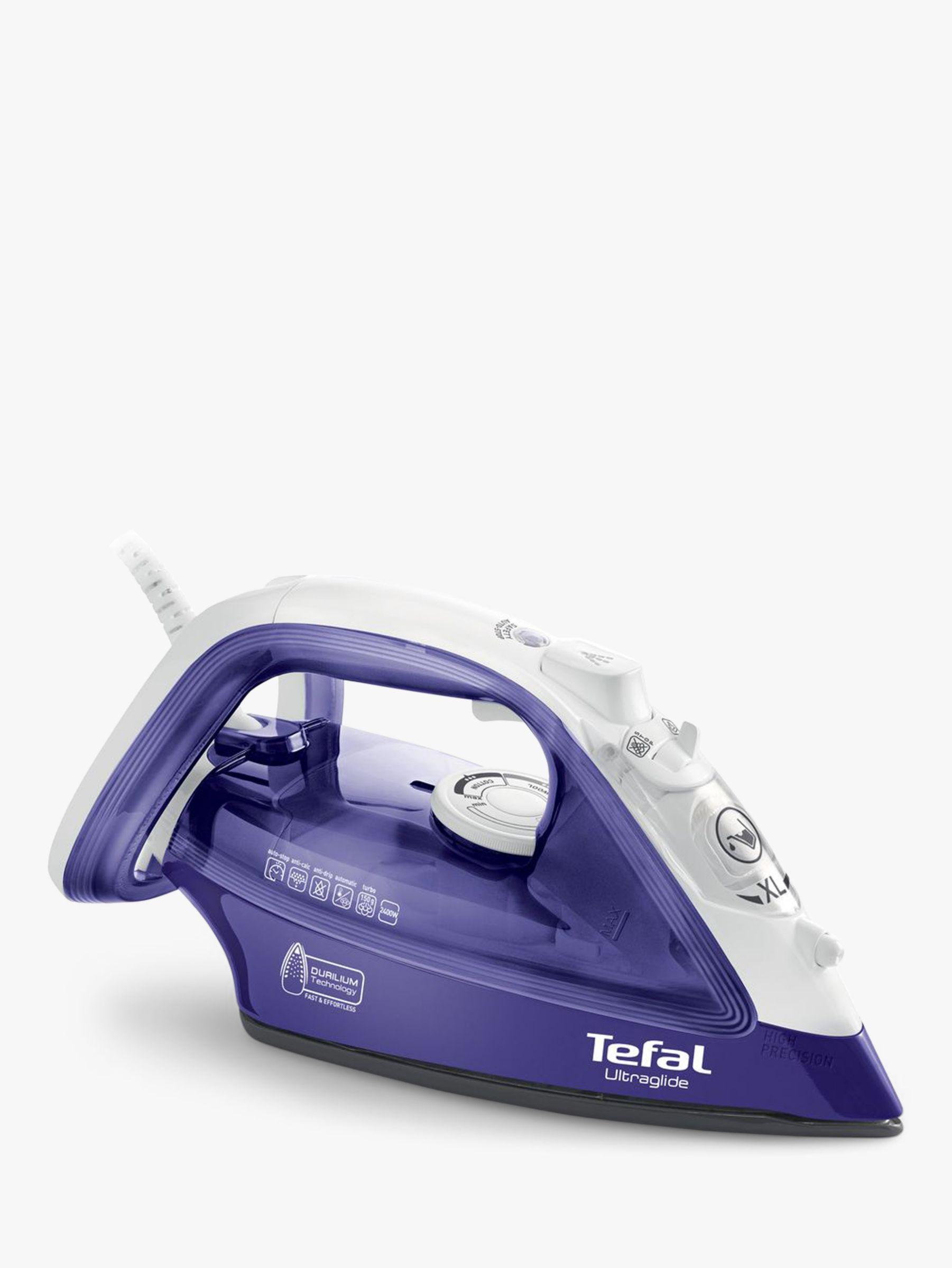 Tefal Tefal Ultraglide FV4092G0 Steam Iron, Indi Grape