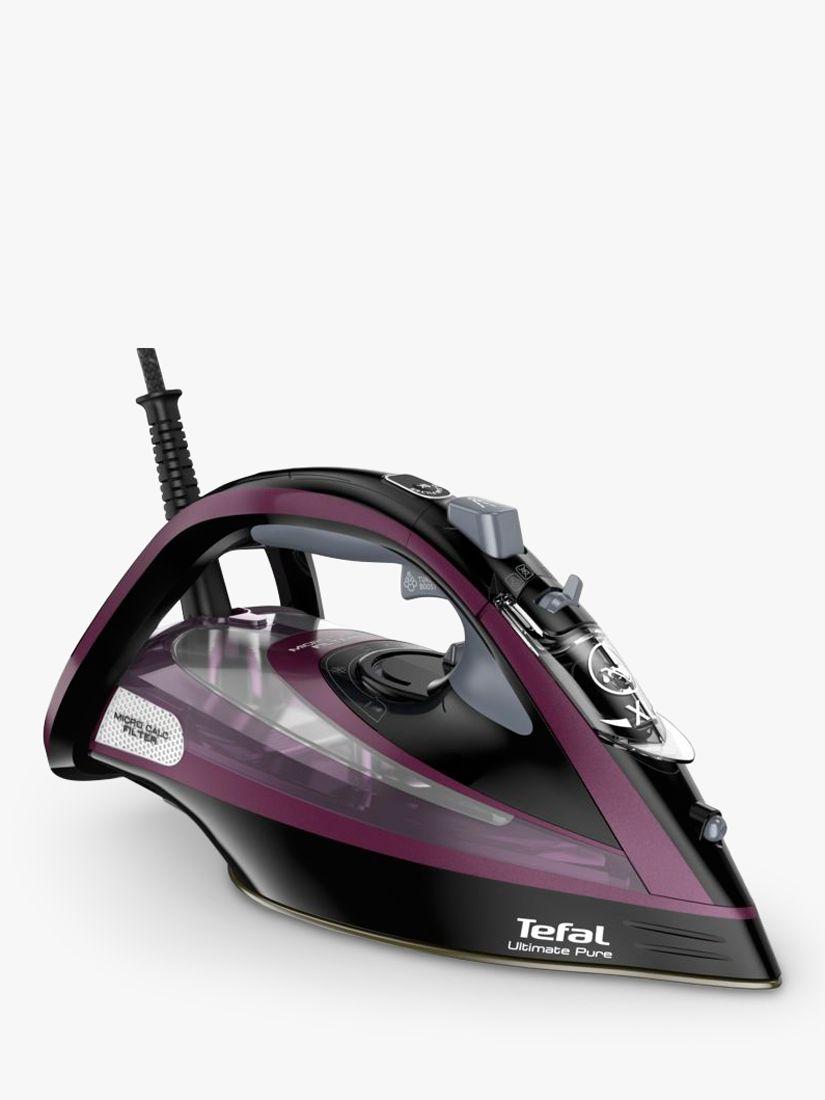 Tefal Tefal Ultimate Pure FV9830 Iron, Black