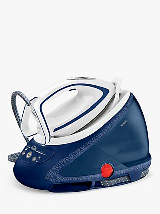 Tefal GV9580 Pro Express Ultimate Steam Generator Iron, Blue