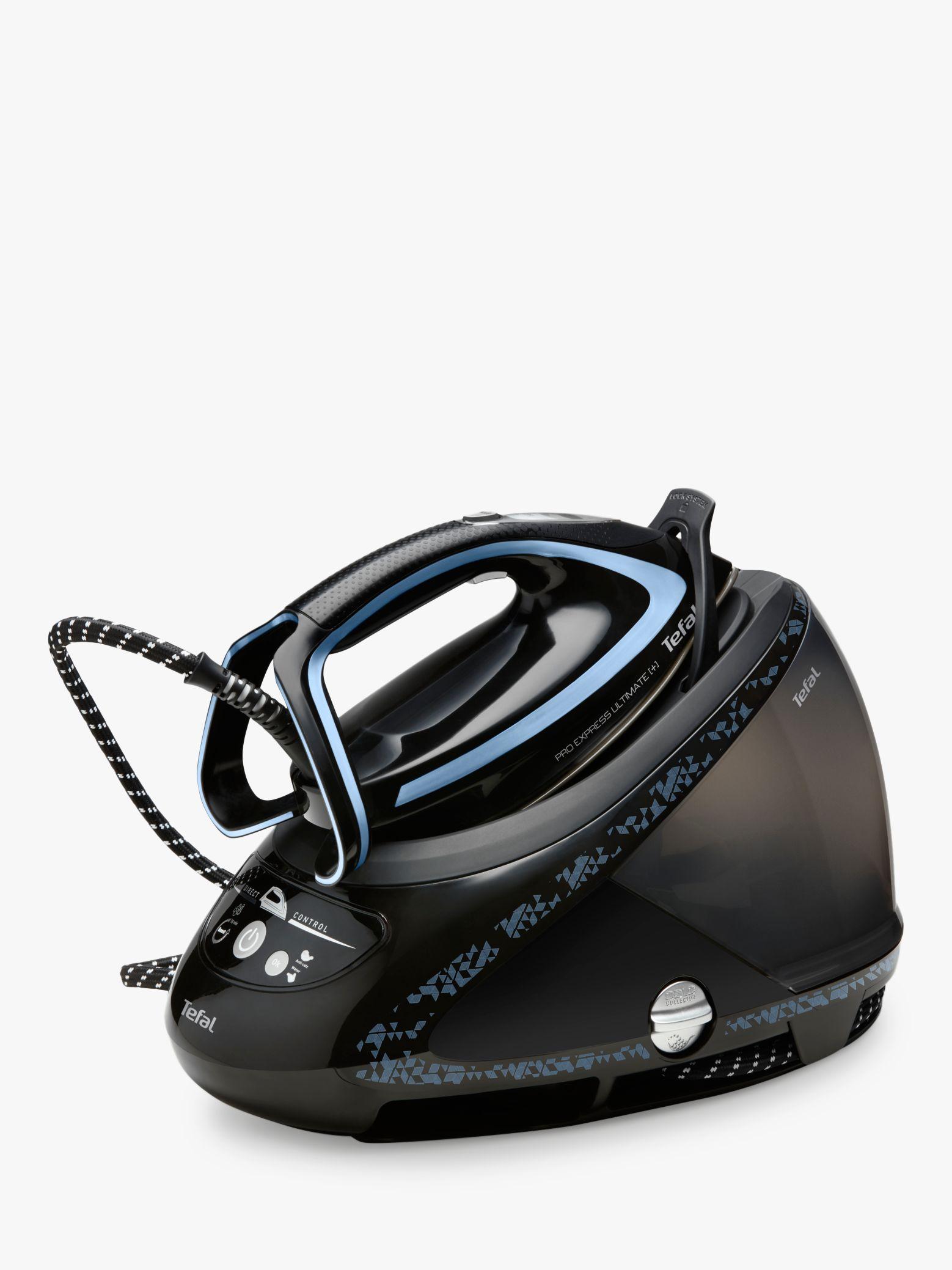 Tefal Tefal GV9611G0 Pro Express Ultimate+ Iron, Black