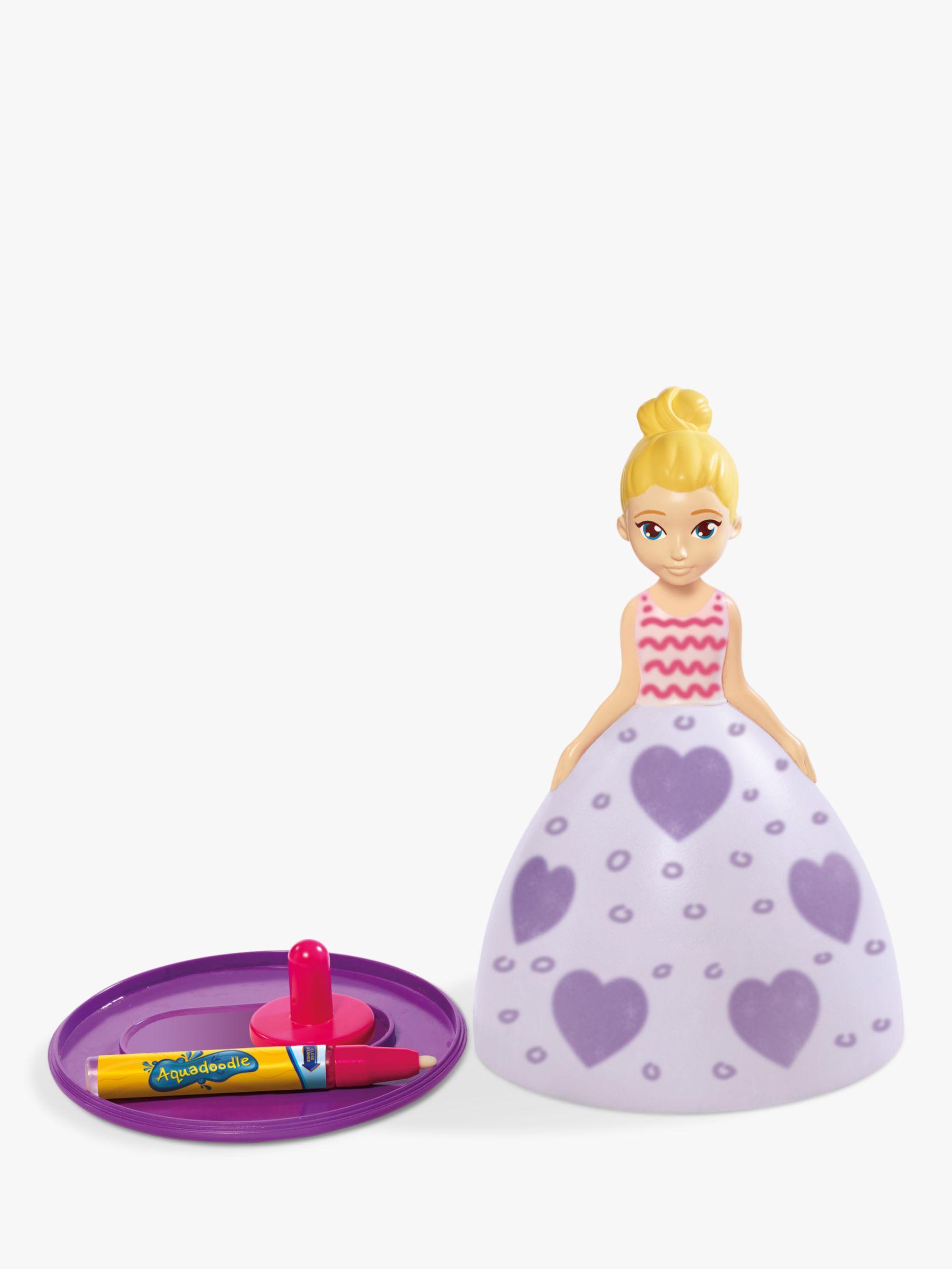 Tomy Aquadoodle Dress Designer Doll