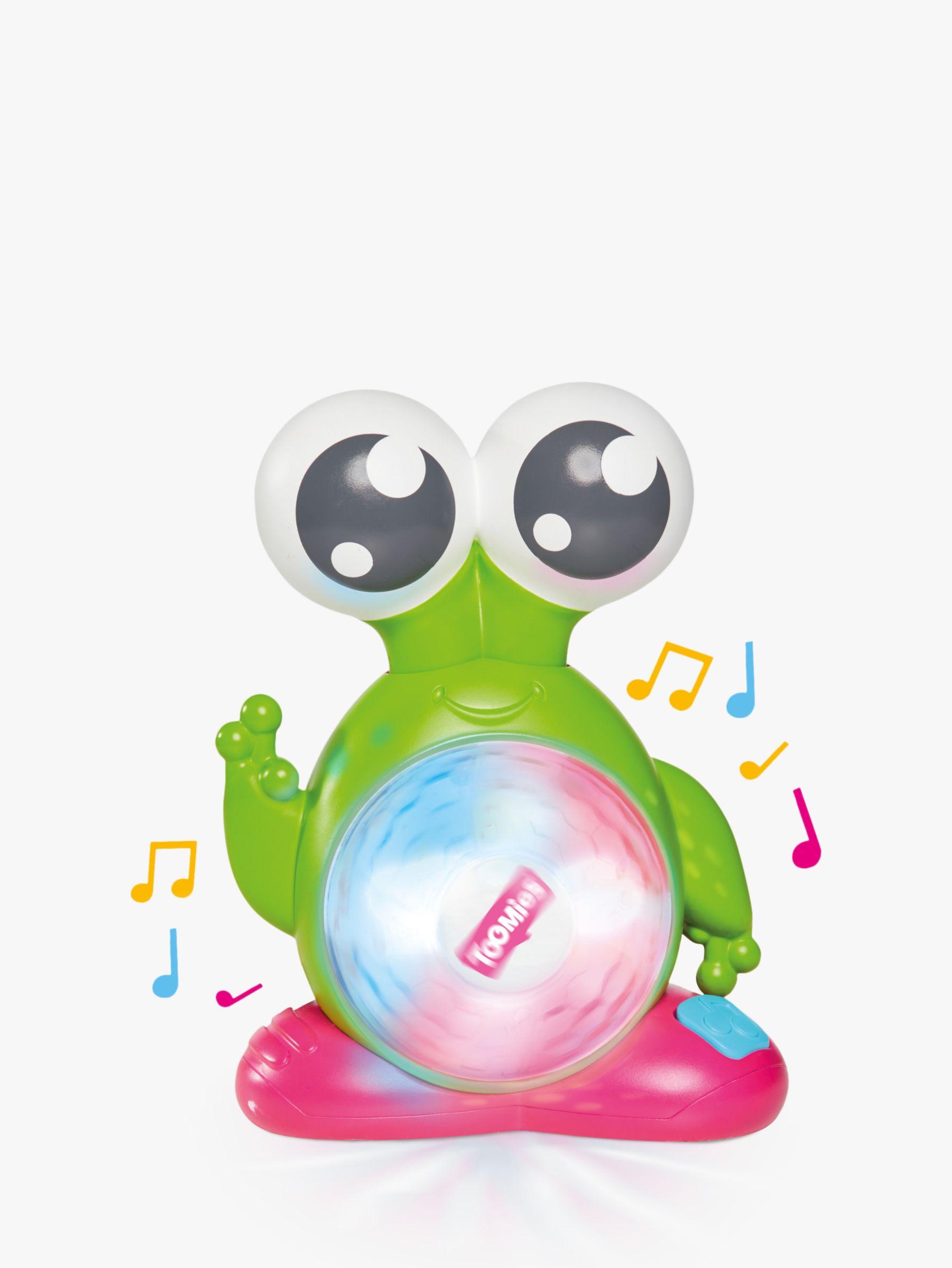Tomy Toomies Dance Dance Alien