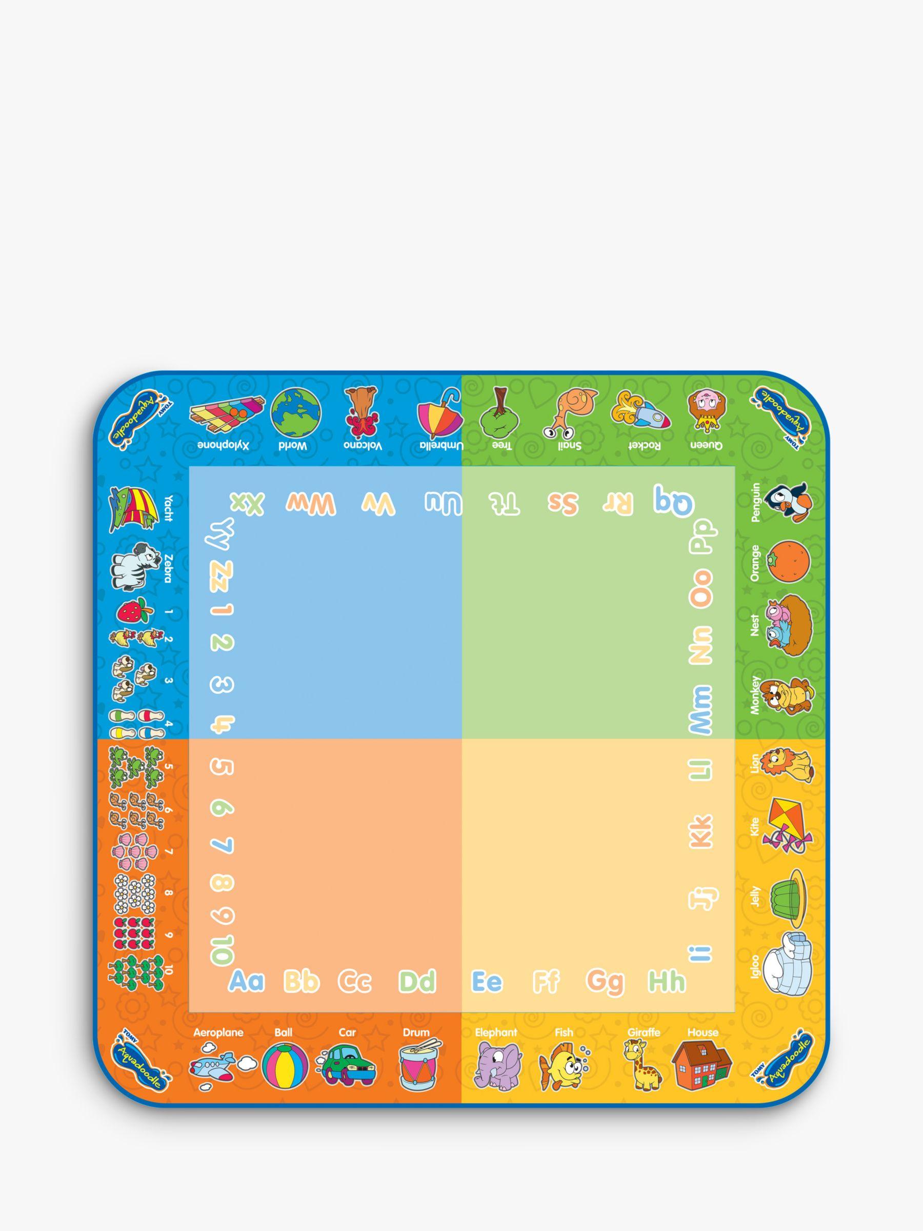 Tomy Aquadoodle Classic Colour Board