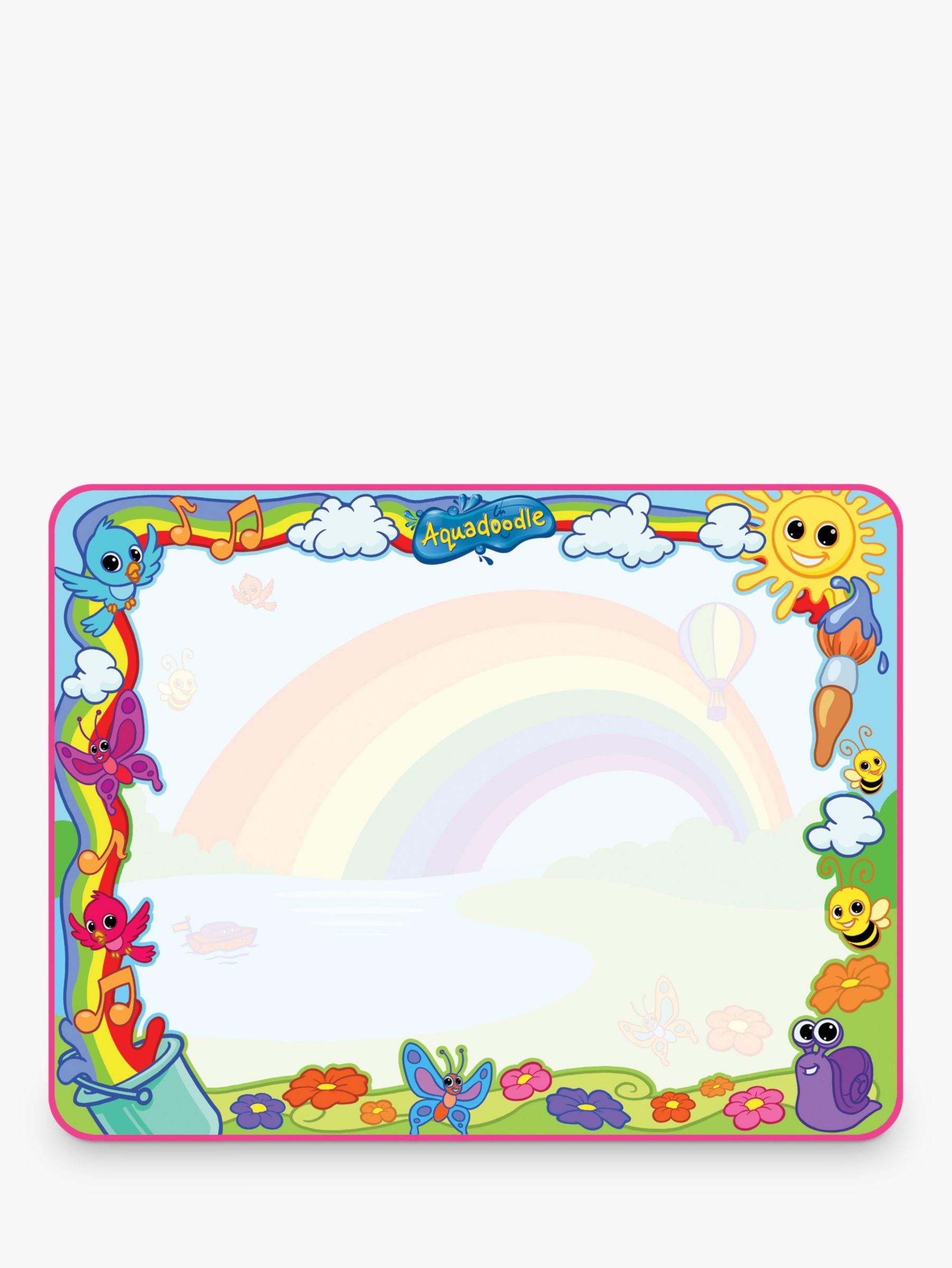 Tomy Aquadoodle Super Rainbow Deluxe Board