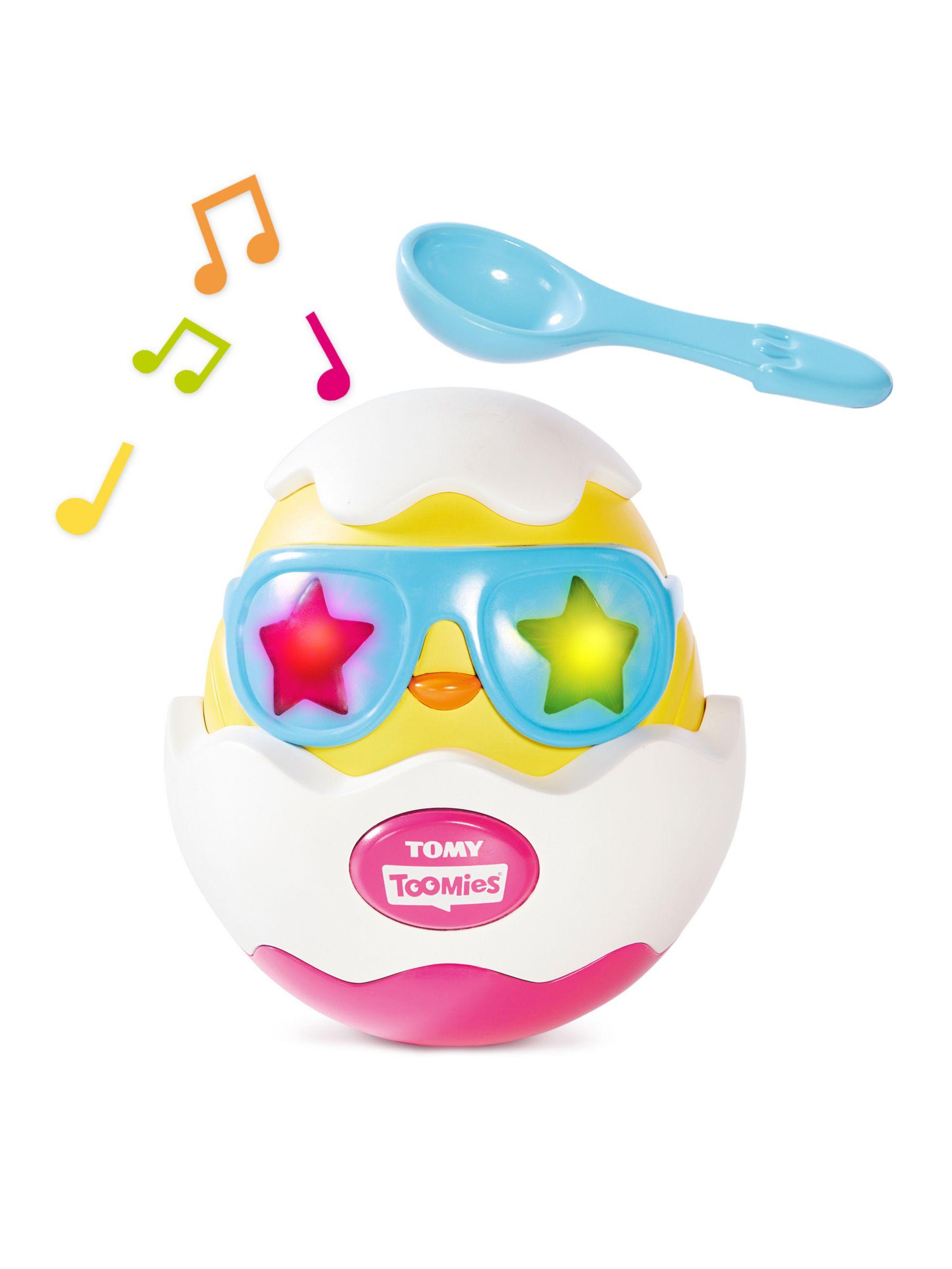 Tomy Toomies Beat It Egg