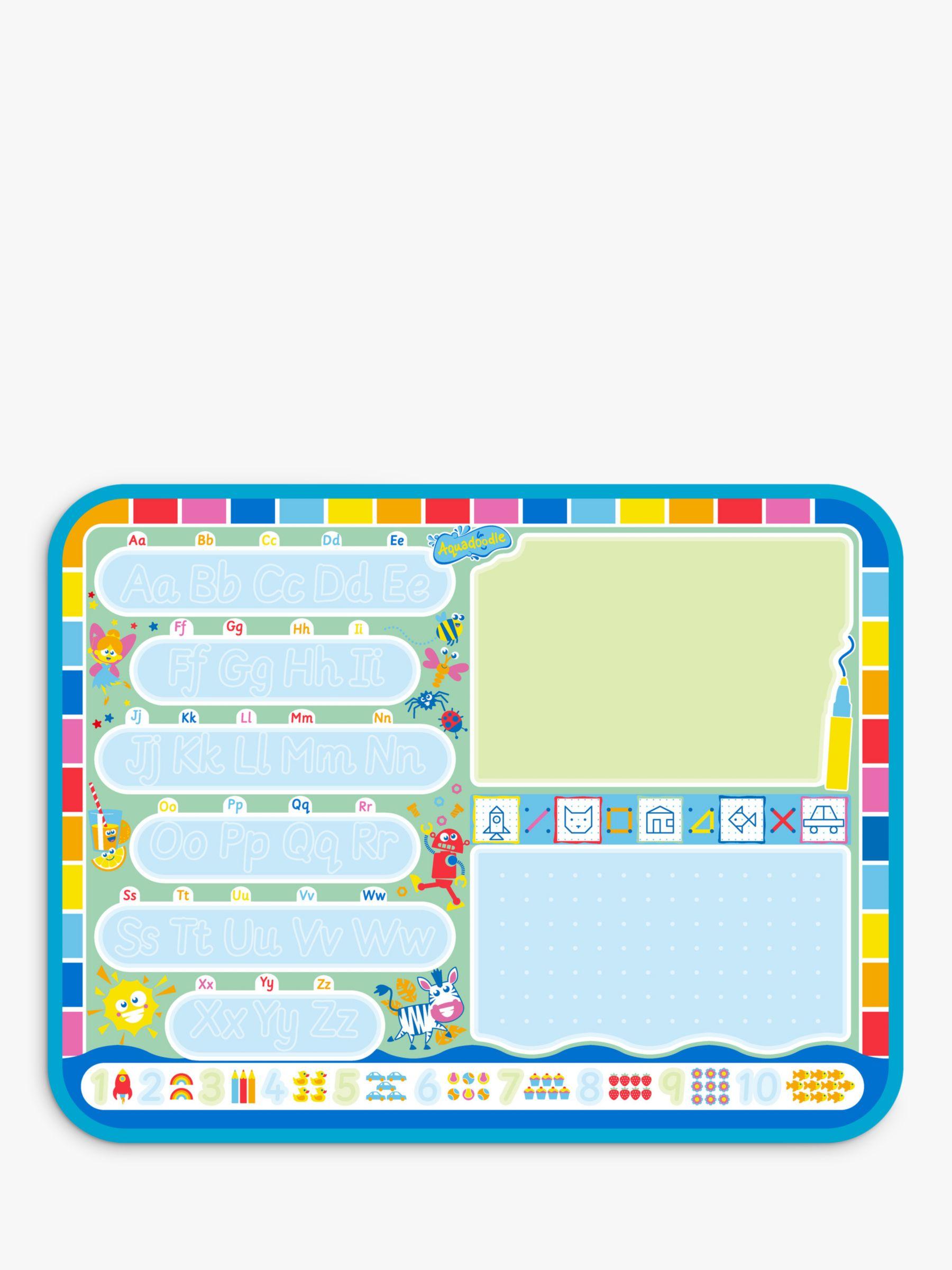 Tomy Aquadoodle Early Learn Board