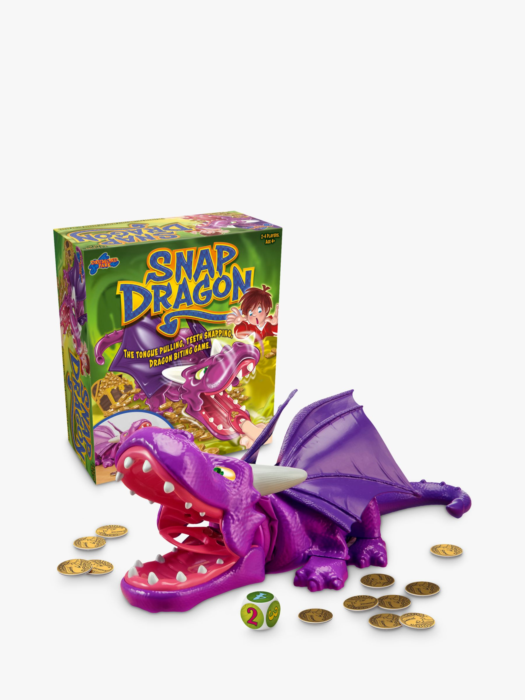 Drumond Park Drumond Park Snap Dragon Game