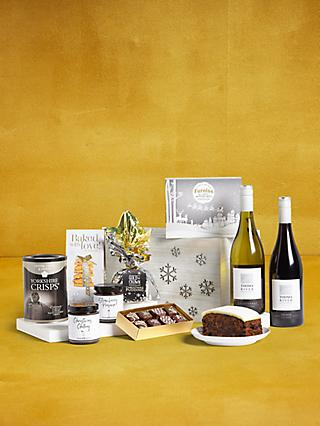 John Lewis & Partners Winter Warmer Christmas Crate
