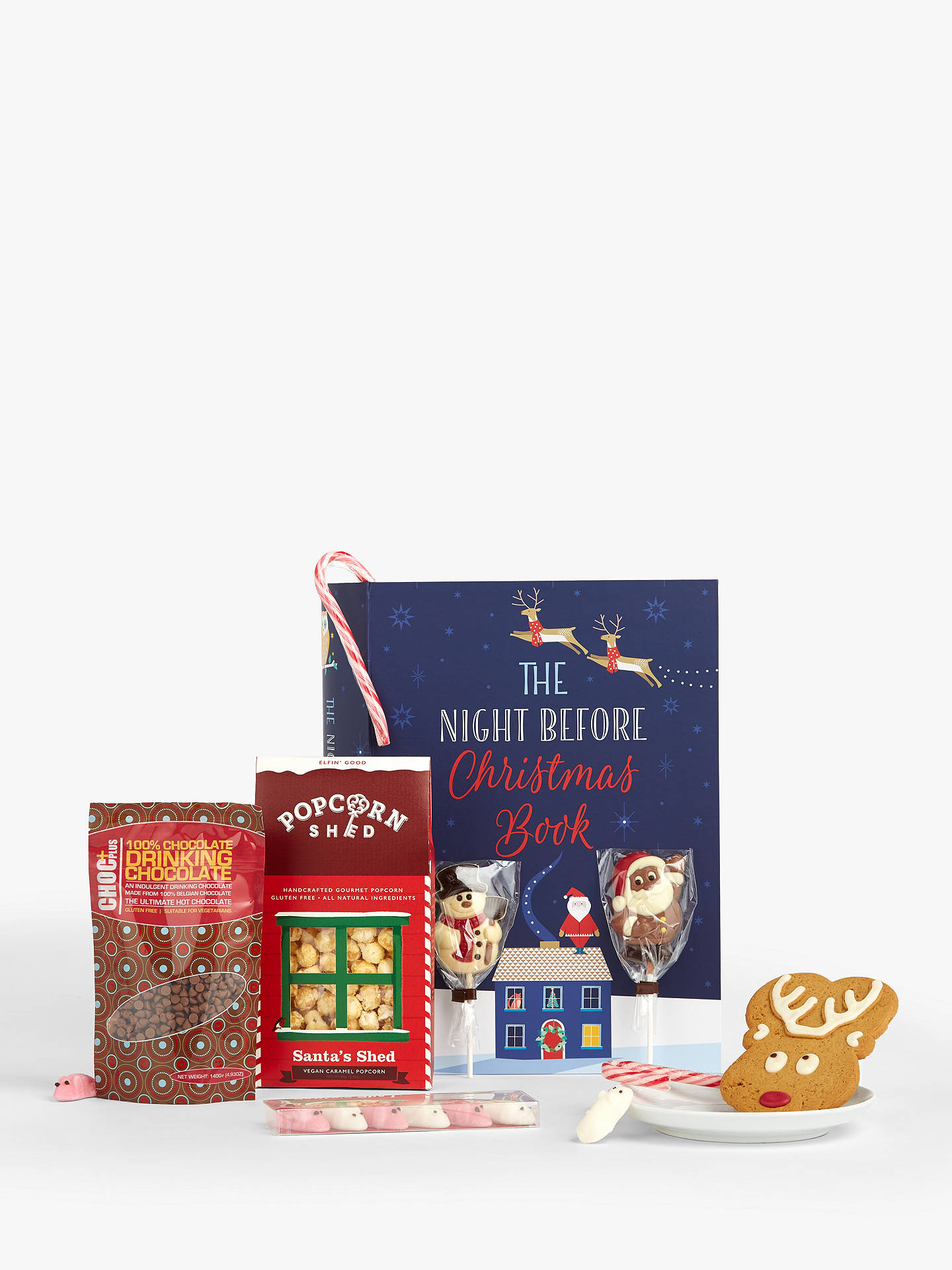 Buy John Lewis & Partners The Night Before Christmas Gift Book Online at johnlewis.com