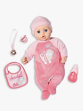 Zapf Baby Annabell Doll