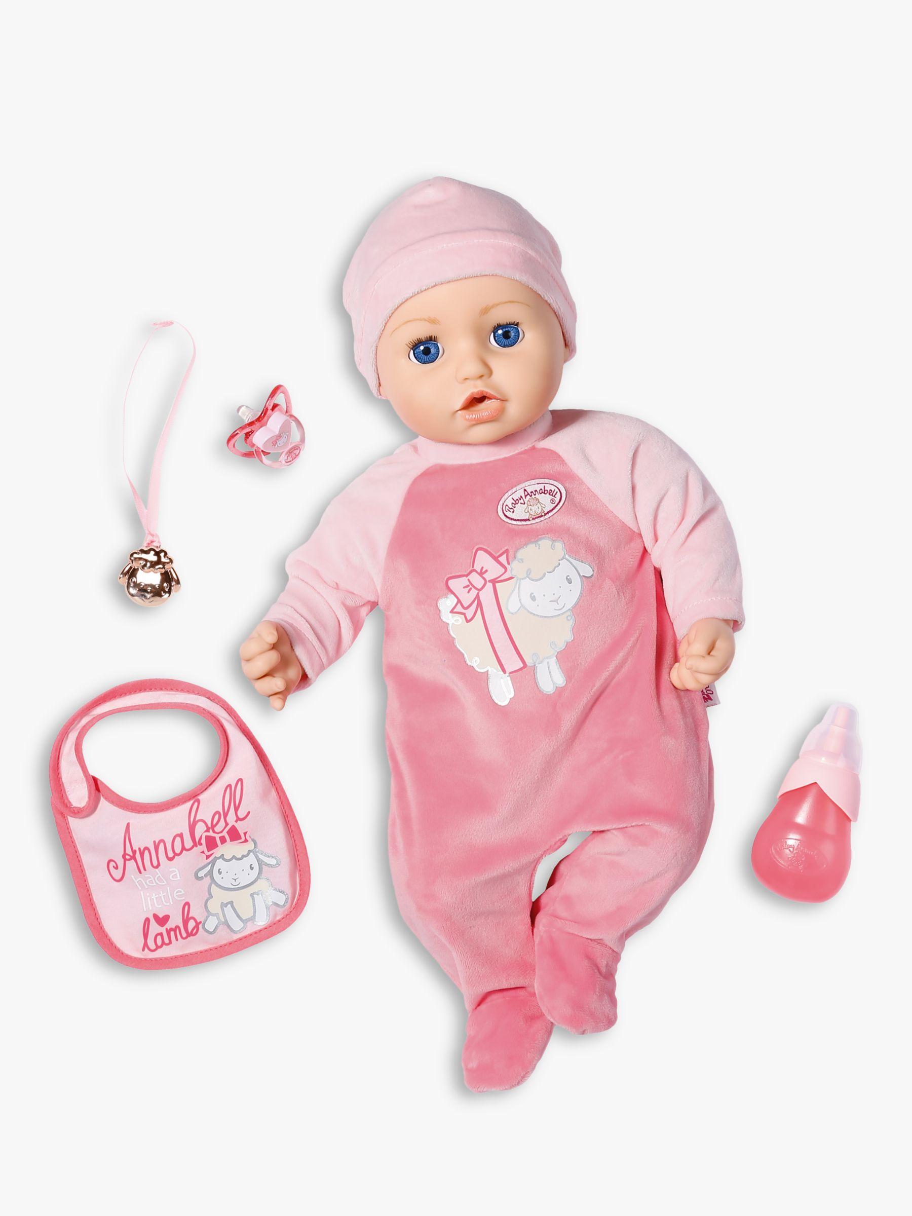 Zapf Zapf Baby Annabell Doll
