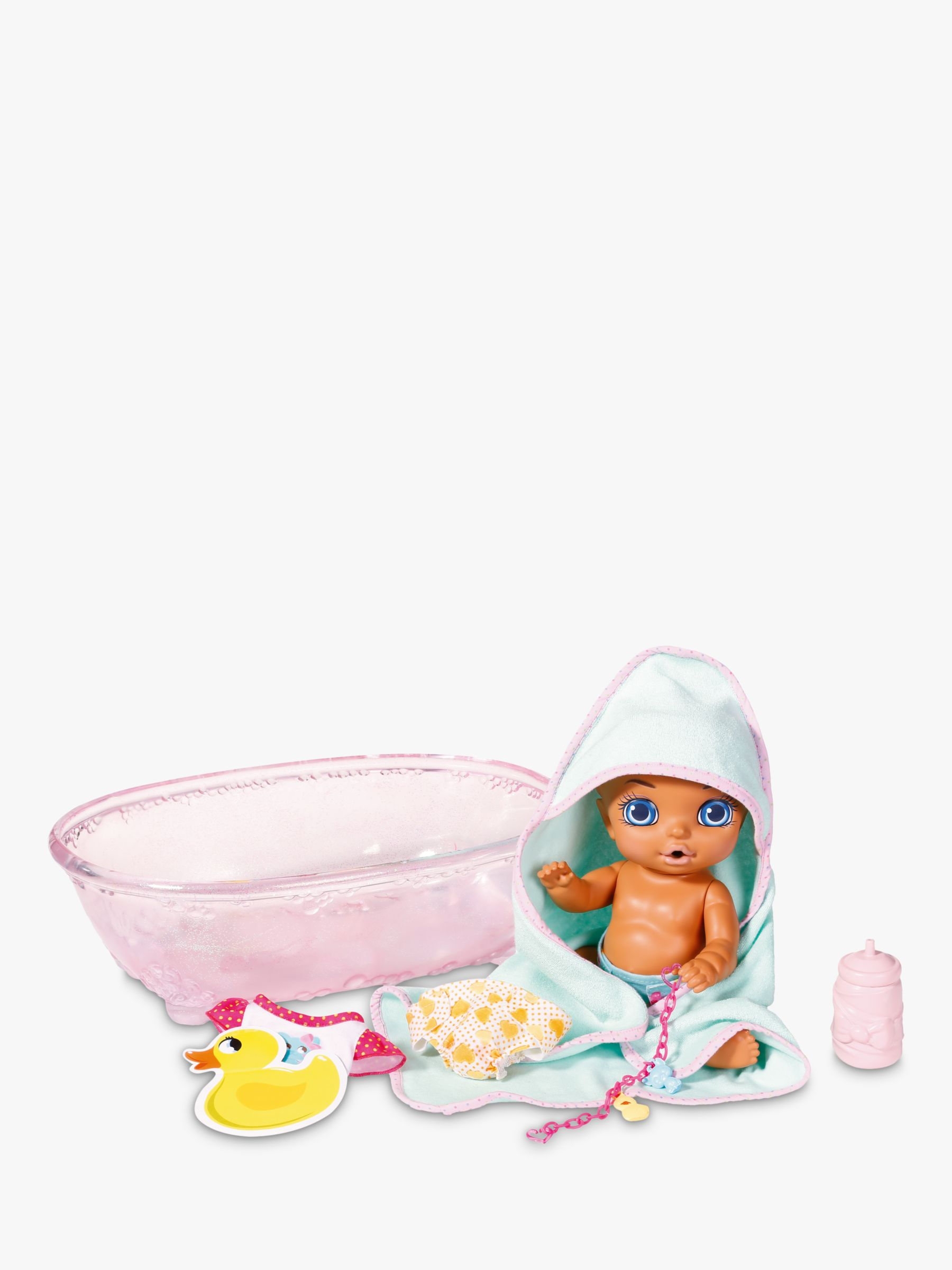 Zapf Zapf Baby Bathtub Surprise Doll