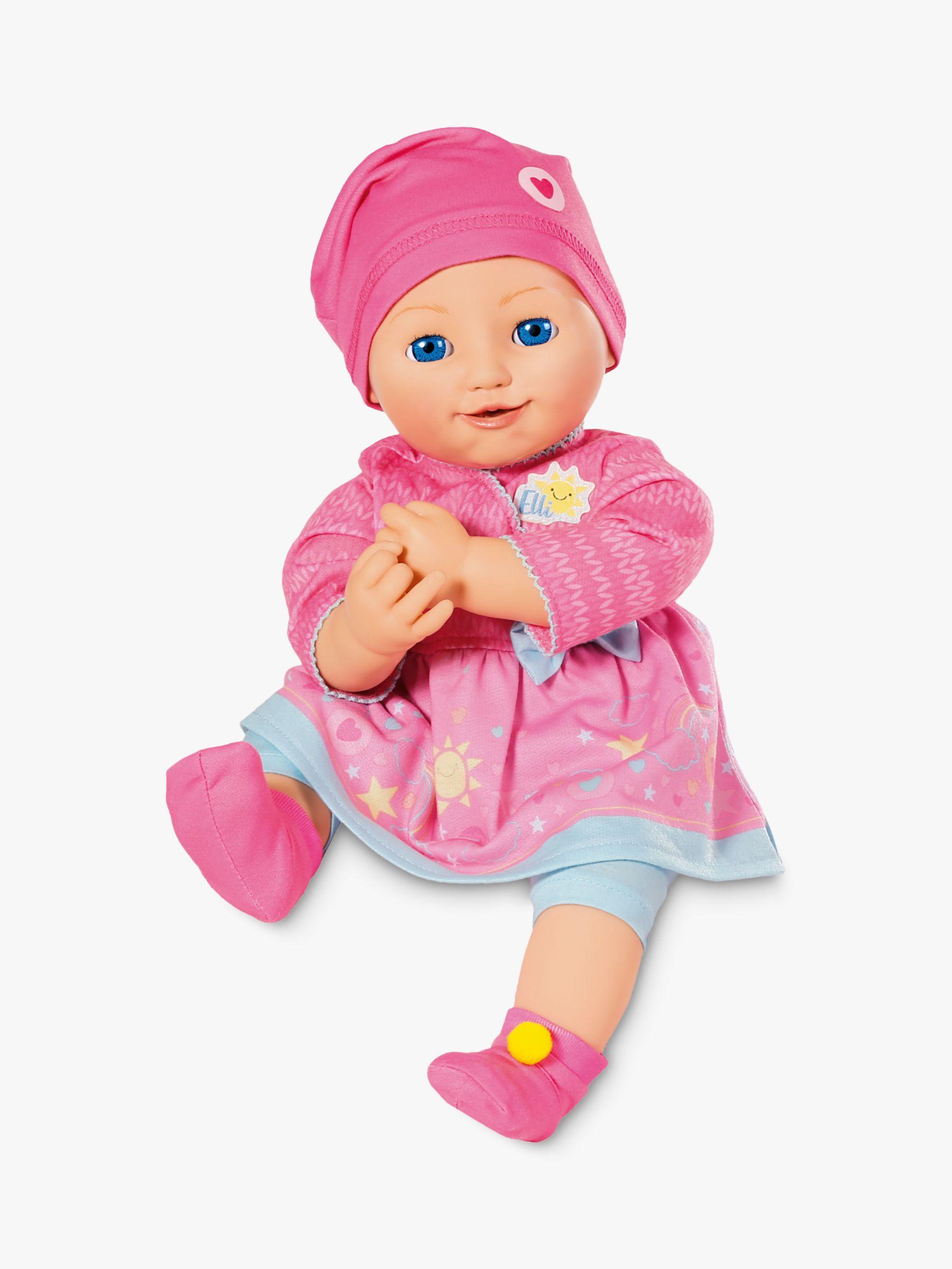 Zapf Zapf Baby Eli Smiles Doll