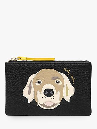 Radley & Friends Leather Small Zip Top Coin Purse