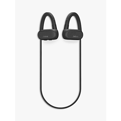 Image of Jabra Elite 45e Active Wireless Waterproof Bluetooth In-Ear Headphones with Mic/Remote