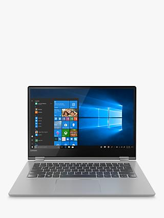 "Lenovo YOGA 530-14ARR Convertible Laptop, AMD Ryzen 5 Processor, 8GB RAM, 256GB SSD, 14"" Full HD, Onyx Black"