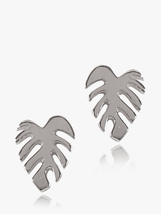 Matthew Calvin Leaf Stud Earrings