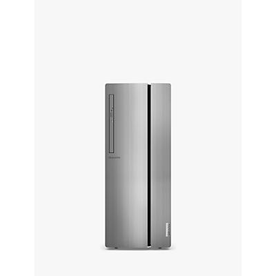 Lenovo IdeaCentre 510 90HU0098UK Desktop PC, Intel Core i5, 8GB RAM, 1TB HDD + 16GB Intel Optane Memory, Black