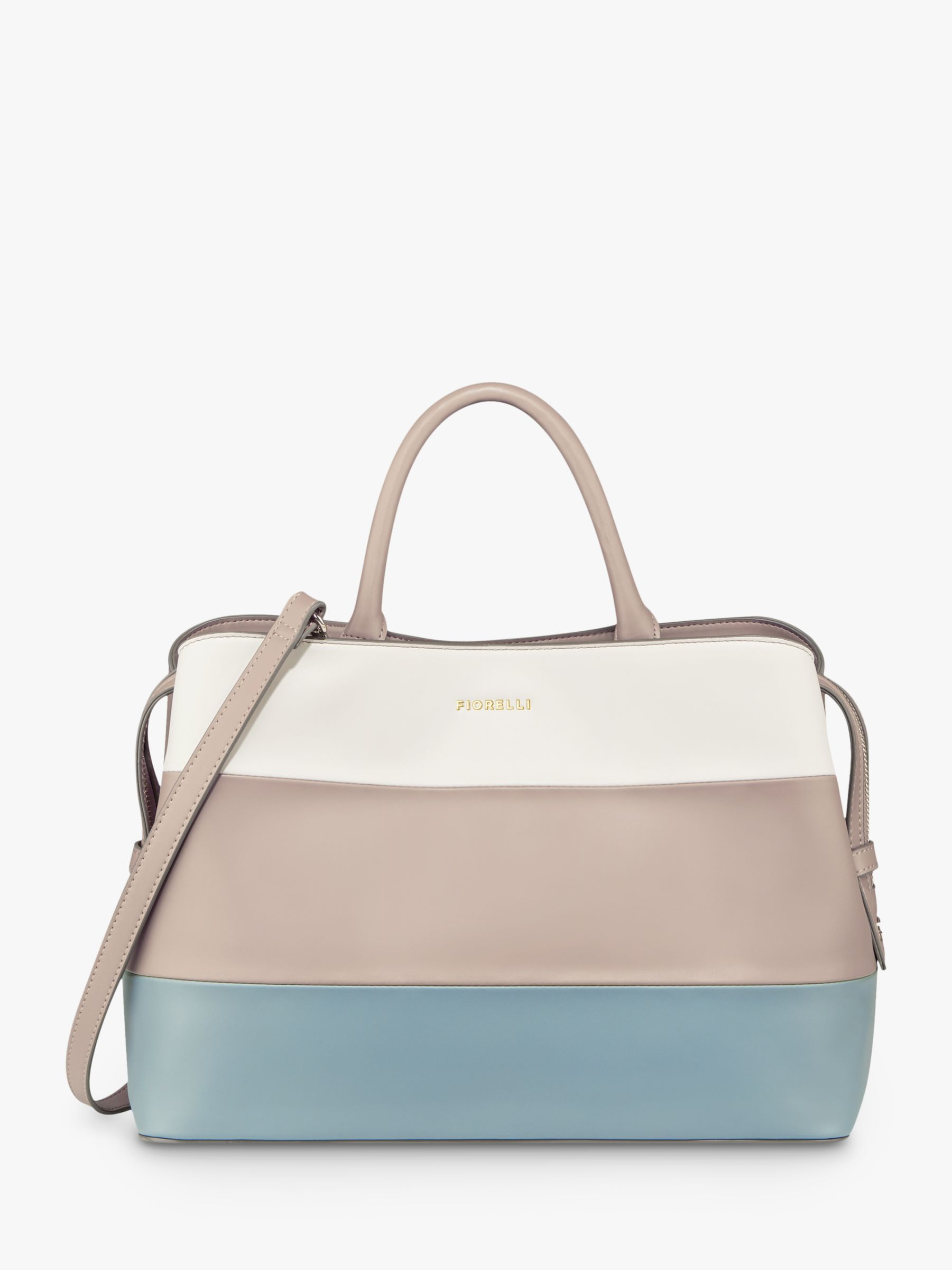 Fiorelli Fiorelli Bethnal Triple Compartment Grab Bag, Thyme