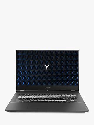 "Lenovo Legion Y540-17IRH Laptop, Intel Core i5 Processor, 8GB RAM, 1TB HDD + 256GB SSD, GeForce GTX 1660 Ti, 17.3"" Full HD, Black"