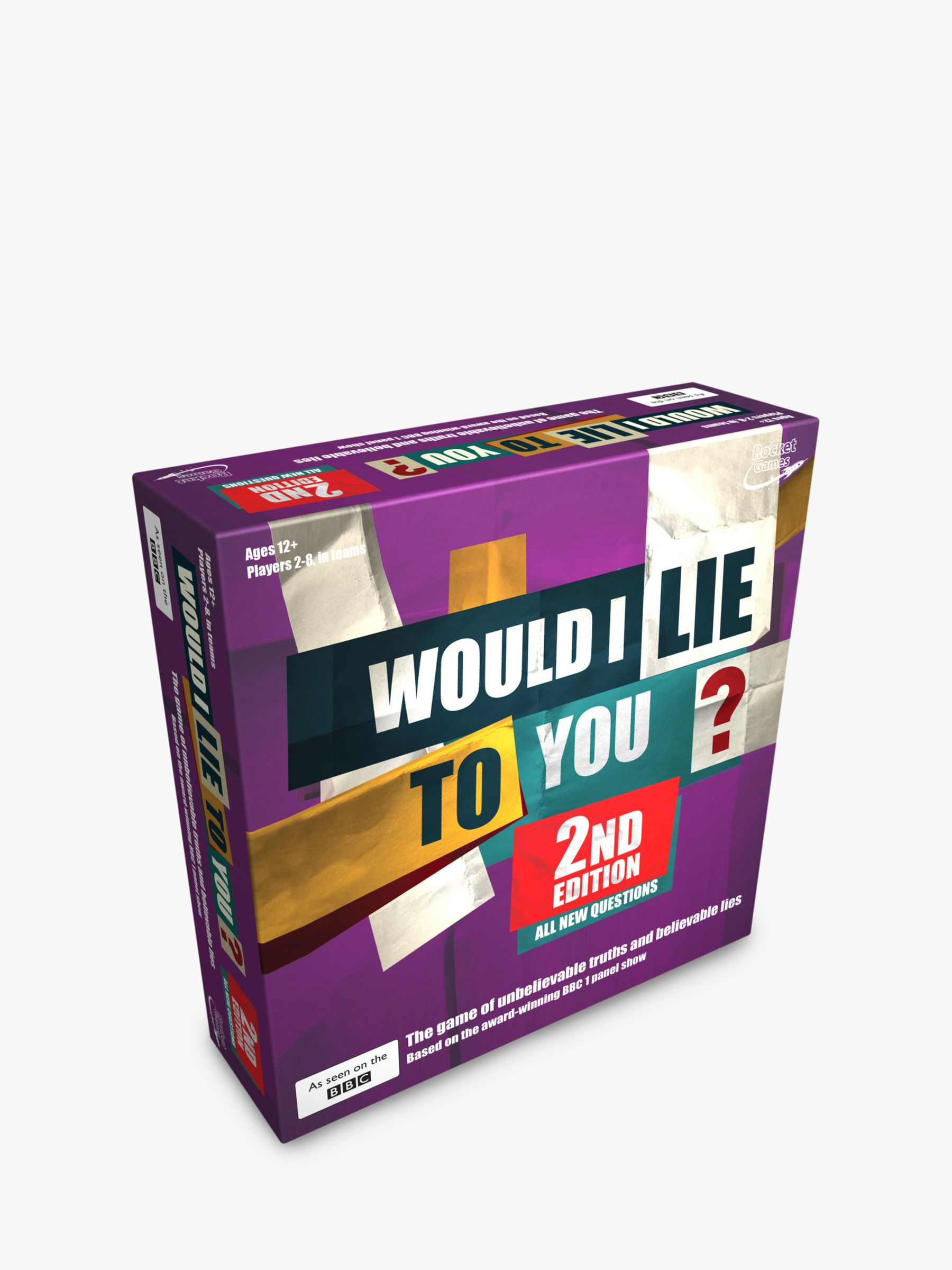 Esdevium Would I Lie To You? Board Game 2019