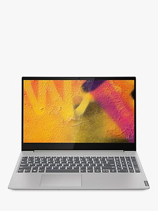 "Lenovo IdeaPad S340 81N8009CUK Laptop, Intel Pentium Gold 5405U Processor, 4GB RAM, 128GB SSD, 15.6"" Full HD, Grey Dark"