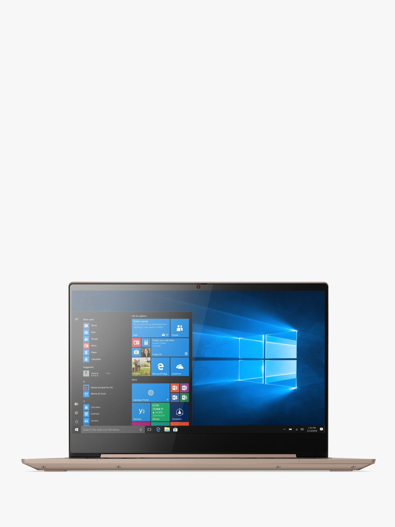 Lenovo Lenovo IdeaPad S540-14IWL Laptop, Intel Core i7 Processor, 8GB RAM, 512GB SSD, 14 Full HD, Rose Gold