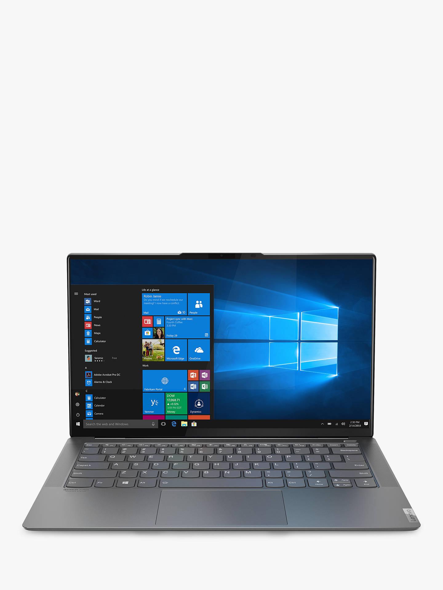 Lenovo YOGA S940-14IWL Laptop, Intel Core i7 Processor, 16GB RAM, 1TB SSD,  14