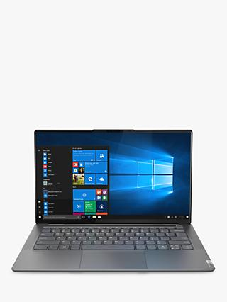 "Lenovo YOGA S940-14IWL Laptop, Intel Core i7 Processor, 16GB RAM, 1TB SSD, 14"" Ultra HD, Grey Dark"