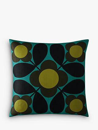 Orla Kiely Flower Tile Cushion