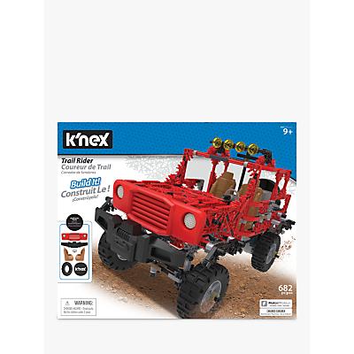 K'Nex 15222 Trail Rider Building Set