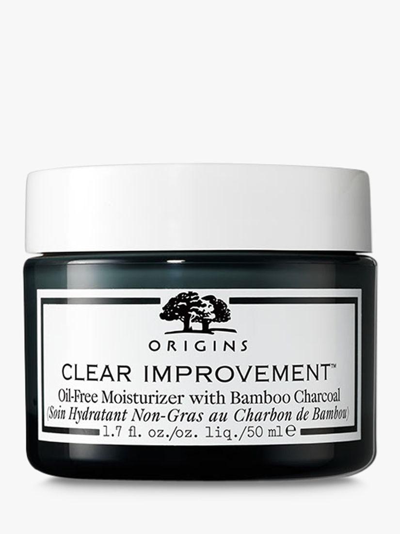 Origins Origins Clear Improvement™Oil-Free Moisturiser with Bamboo Charcoal, 50ml