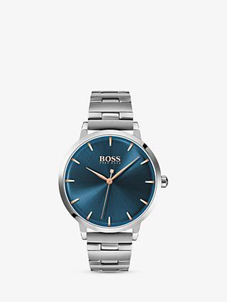 HUGO BOSS Men's Marina Bracelet Strap Watch