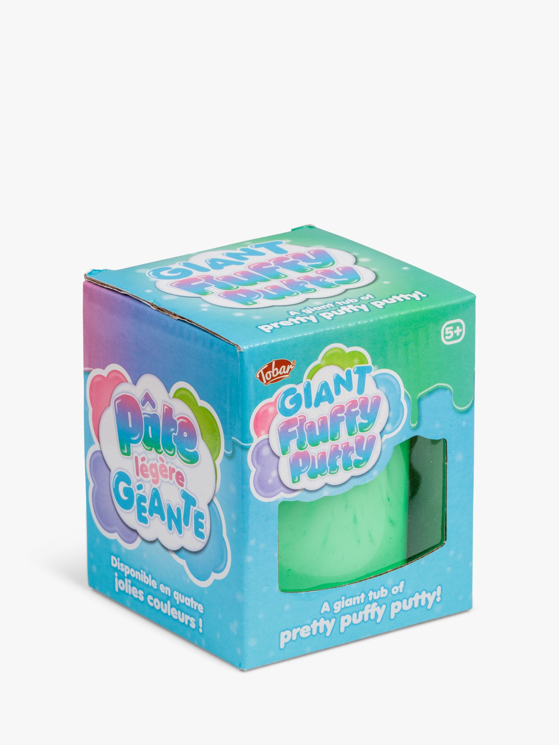 Tobar Tobar Giant Fluffy Putty Tub