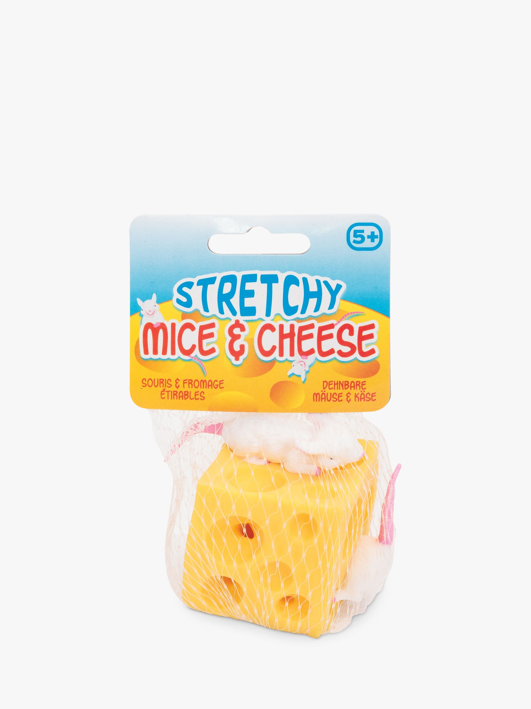 Tobar Tobar Stretchy Mice And Cheese