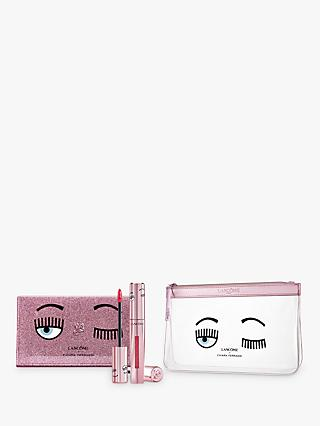 Lancôme x Chiara Ferragni Flirting Makeup Palette and 2018 Sweet Mom Lipgloss Bundle with Gift