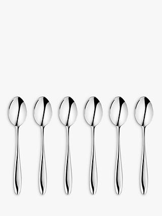 John Lewis & Partners Taper Teaspoons, Set of 6
